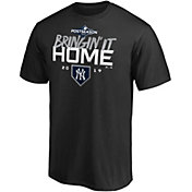 "Majestic Youth New York Yankees 2019 LDS Clincher ""Bringin' It Home"" T-Shirt"