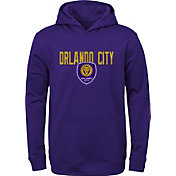 MLS Youth Orlando City Pacesetter Purple Pullover Hoodie
