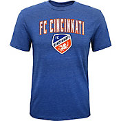 MLS Youth FC Cincinnati Rival Royal T-Shirt
