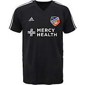 adidas Youth FC Cincinnati Black Training Top