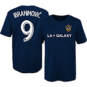 MLS Youth Los Angeles FC Zlatan Ibrahimovic #9 Navy Player T-Shirt