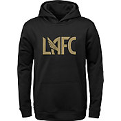 MLS Youth Los Angeles FC Pacesetter Black Pullover Hoodie