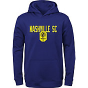 MLS Youth Nashville SC Pacesetter Navy Pullover Hoodie