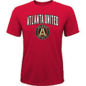 MLS Youth Atlanta United Rival Red T-Shirt