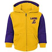 Nike Youth Los Angeles Lakers Yellow Hoodie