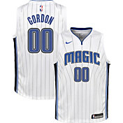 Nike Youth Orlando Magic Aaron Gordon #00 White Dri-FIT Swingman Jersey