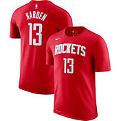 Nike Youth Houston Rockets James Harden #13 Dri-FIT Red T-Shirt