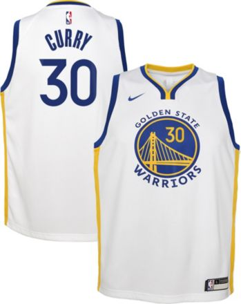 best service cfa8f 6951d Golden State Warriors Kids' Apparel | NBA Fan Shop at DICK'S