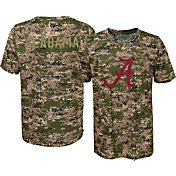 Gen2 Boys' Alabama Crimson Tide Camo Alpha Performance T-Shirt