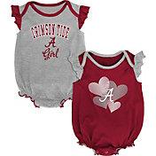 Gen2 Infant Alabama Crimson Tide Crimson Celebration 2-Piece Onesie Set