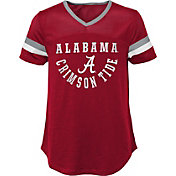 Gen2 Girls' Alabama Crimson Tide Crimson Game Plan T-Shirt