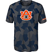 Gen2 Boys' Auburn Tigers Grey Sublimated Print Stadium T-Shirt