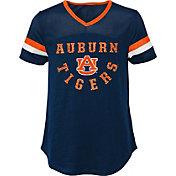 Gen2 Girls' Auburn Tigers Blue Game Plan T-Shirt