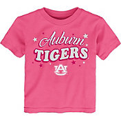 Gen2 Toddler Girls' Auburn Tigers Pink My Team T-Shirt