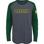 Gen2 Youth Baylor Bears Grey First String Long Sleeve T-Shirt