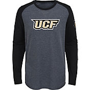 Gen2 Youth UCF Knights Grey First String Long Sleeve T-Shirt