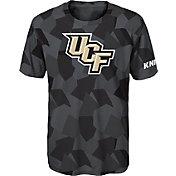 Gen2 Boys' UCF Knights Grey Sublimated Print Stadium T-Shirt