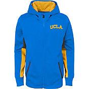 Gen2 Youth UCLA Bruins True Blue Full-Zip Performance Hoodie