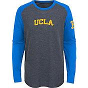 Gen2 Youth UCLA Bruins Grey First String Long Sleeve T-Shirt