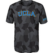 Gen2 Boys' UCLA Bruins Grey Sublimated Print Stadium T-Shirt