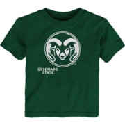 Gen2 Toddler Colorado State Rams Green Headshot T-Shirt