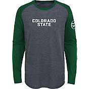 Gen2 Youth Colorado State Rams Grey First String Long Sleeve T-Shirt