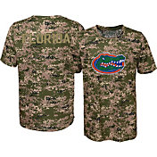 Gen2 Boys' Florida Gators Camo Alpha Performance T-Shirt