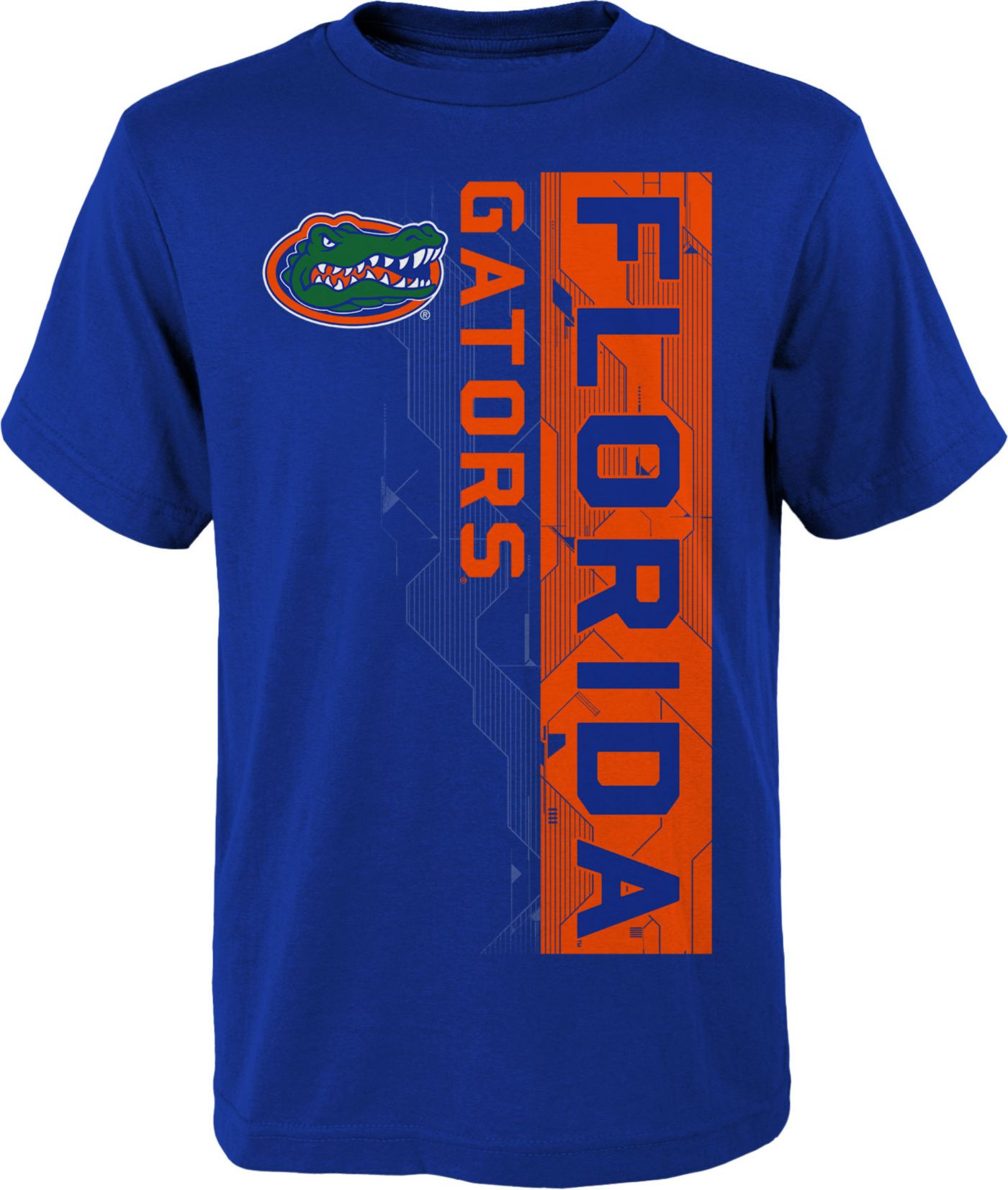 Gen2 Boys' Florida Gators Blue Challenger T-Shirt