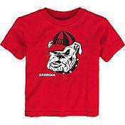 Gen2 Toddler Georgia Bulldogs Red Headshot T-Shirt