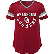 Gen2 Girls' Oklahoma Sooners Crimson Game Plan T-Shirt