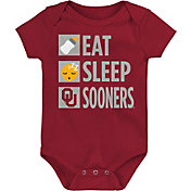 Gen2 Infant Oklahoma Sooners Crimson Daily Agenda Creeper