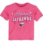 Gen2 Toddler Girls' Kansas State Wildcats Pink My Team T-Shirt