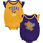 Gen2 Infant LSU Tigers Gold Celebration 2-Piece Onesie Set