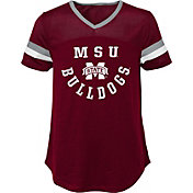 Gen2 Girls' Mississippi State Bulldogs Maroon Game Plan T-Shirt