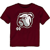 Gen2 Toddler Mississippi State Bulldogs Maroon Headshot T-Shirt