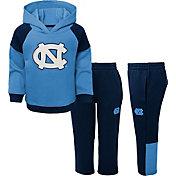 Gen2 Toddler Boys' North Carolina Tar Heels Carolina Blue/Navy Sideline 2-Piece Fleece Set
