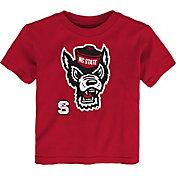 Gen2 Toddler NC State Wolfpack Red Headshot T-Shirt