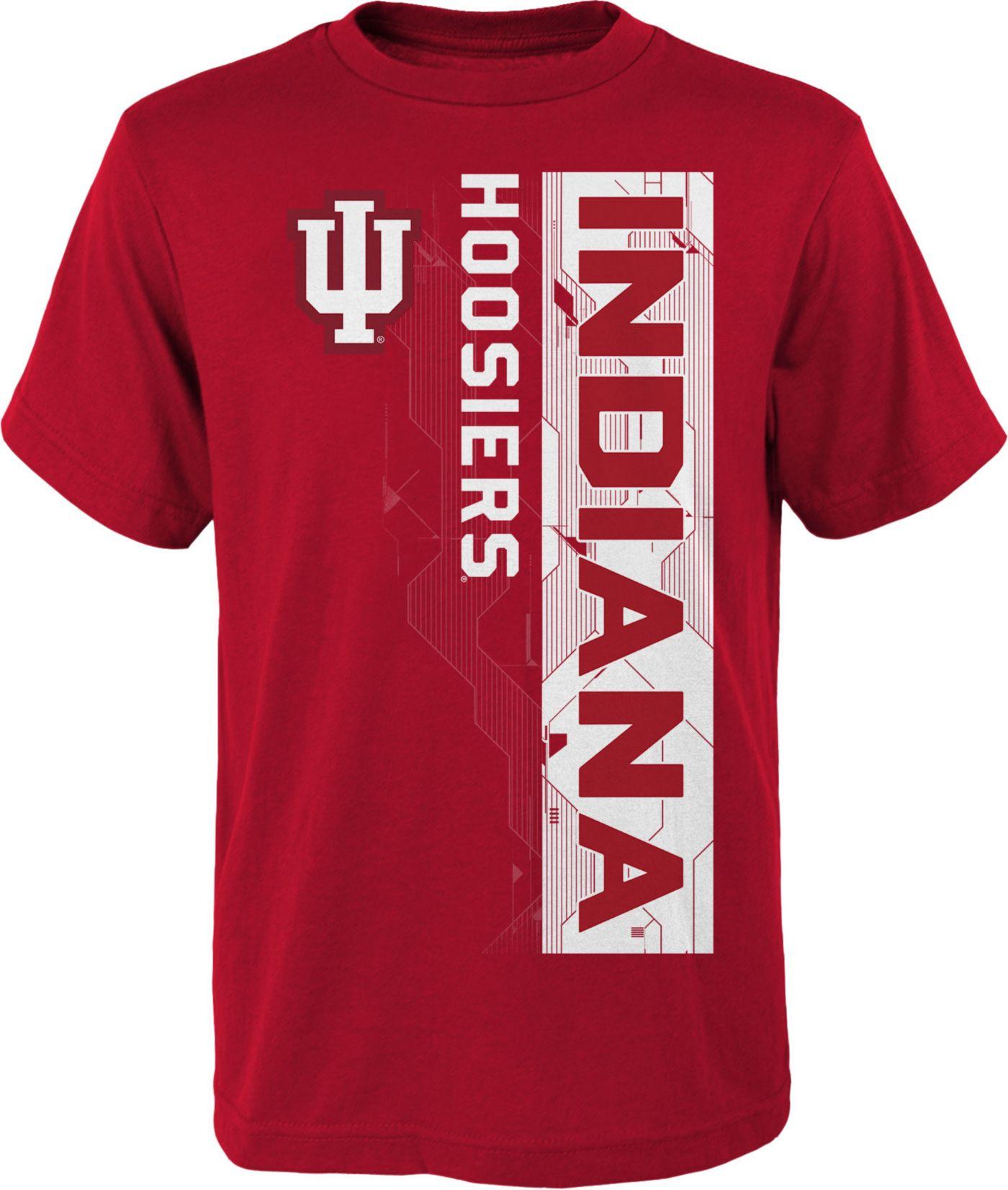Gen2 Boys' Indiana Hoosiers Crimson Challenger T-Shirt