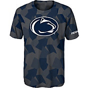 Gen2 Boys' Penn State Nittany Lions Grey Sublimated Print Stadium T-Shirt