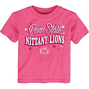 Gen2 Toddler Girls' Penn State Nittany Lions Pink My Team T-Shirt