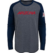 Gen2 Youth Arizona Wildcats Grey First String Long Sleeve T-Shirt