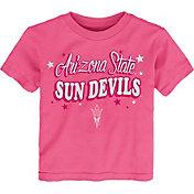 Gen2 Toddler Girls' Arizona State Sun Devils Pink My Team T-Shirt