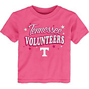 Gen2 Toddler Girls' Tennessee Volunteers Pink My Team T-Shirt