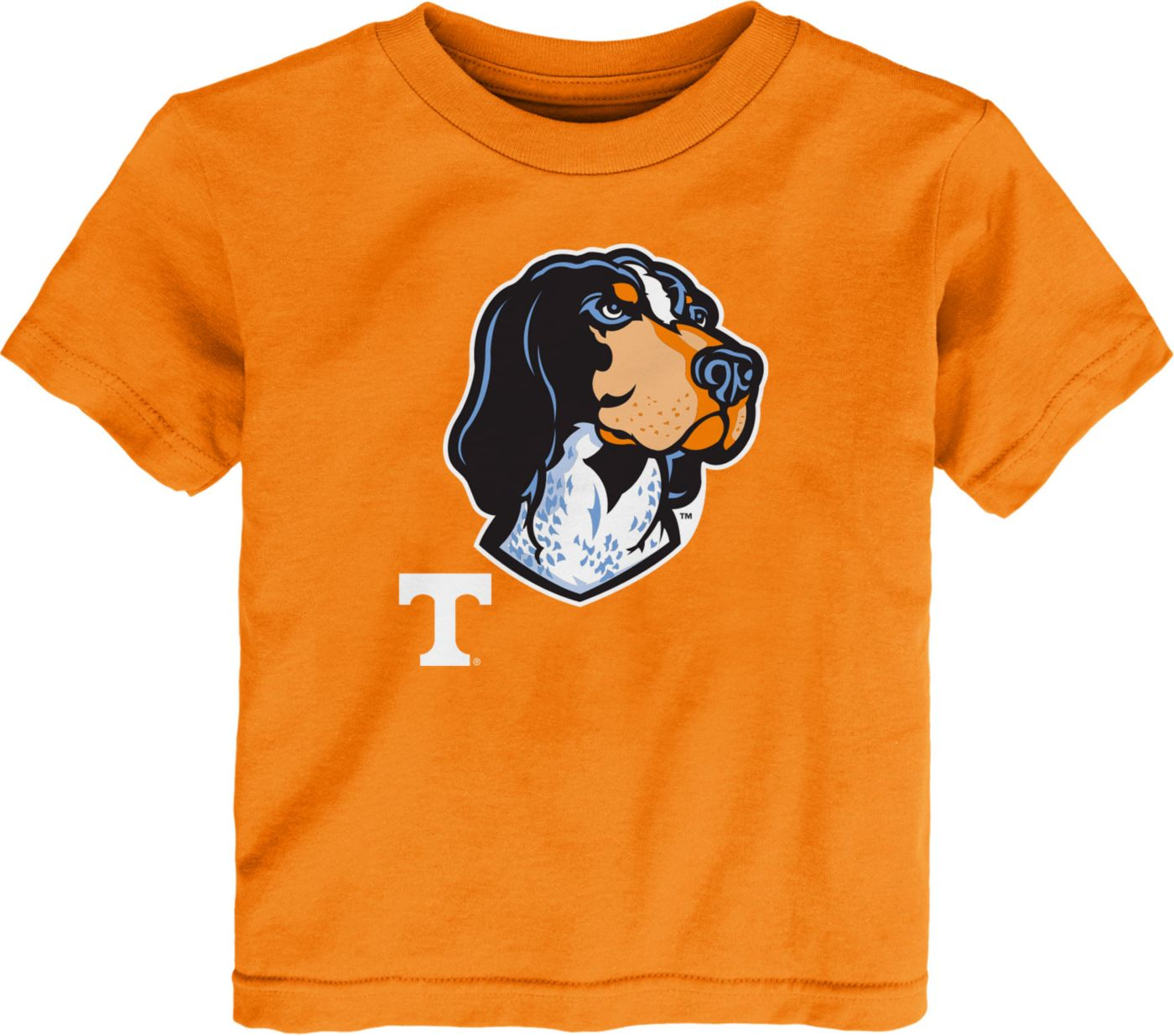Gen2 Toddler Tennessee Volunteers Tennessee Orange Headshot T-Shirt