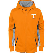 Gen2 Youth Tennessee Volunteers Tennessee Orange Full-Zip Performance Hoodie
