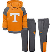 Gen2 Toddler Boys' Tennessee Volunteers Tennessee Orange/Grey Sideline 2-Piece Fleece Set