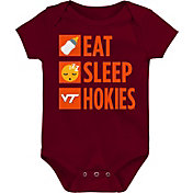 Gen2 Infant Virginia Tech Hokies Maroon Daily Agenda Creeper