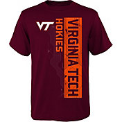 Gen2 Boys' Virginia Tech Hokies Maroon Challenger T-Shirt