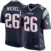 Nike Youth Home Game Jersey New England Patriots Sony Michel #26