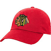 NHL Youth Chicago Blackhawks Basic Adjustable Hat